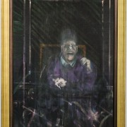 Francis Bacon, Untitled (Pope)