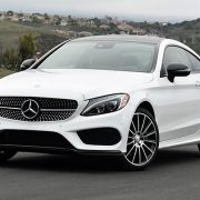 Mercedes 2017 coupe which could be loaned against