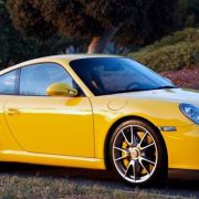 Porsche 911 which can be used for car title loan